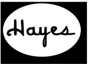 Hayes-Logo-bw-173x125